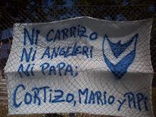 Ni Carrizo,ni Angeleri, ni Papa, Cortizo,Mario y Pippi