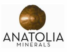 Anatolia Minerals Development Ltd. Logo