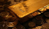 Gold Bar - Copyright CreativeCommons.org