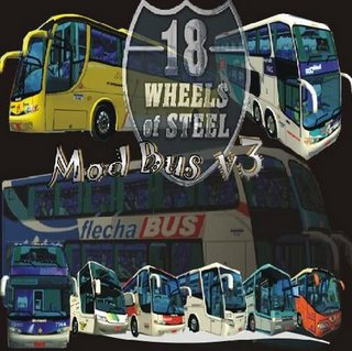 Buses Busscar para juegos [ Megapost mejorado 22-05-09]