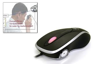 qritek iribio mouse