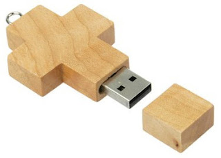 Cross USB flash drive