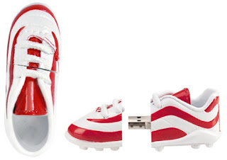 Red Shoe USB Drive