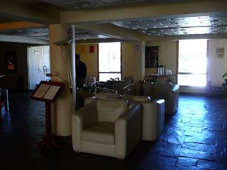 Taypikala Hotel, Cusco, lobby