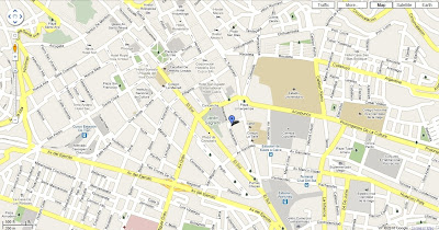 Cusco orientation map