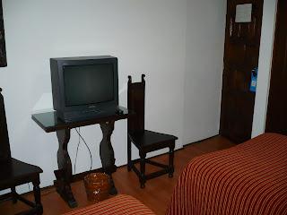 San Agustin Colonial Hotel, Lima, TV