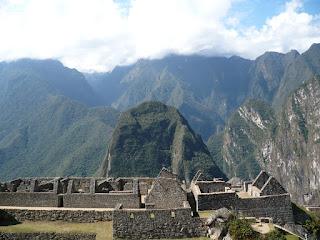 Putukusi from Machu Picchu