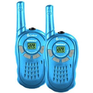 Cobra CX 105 2-way radios