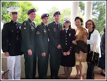 Graduation from The Defense Language Institute