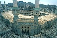 Mekkah ( Ka'bah )