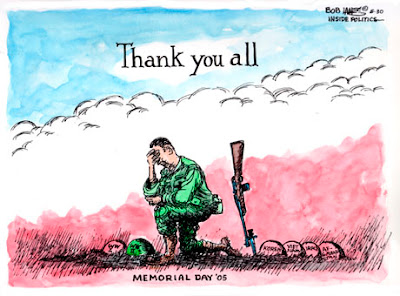 The Memorial Day Cartoons