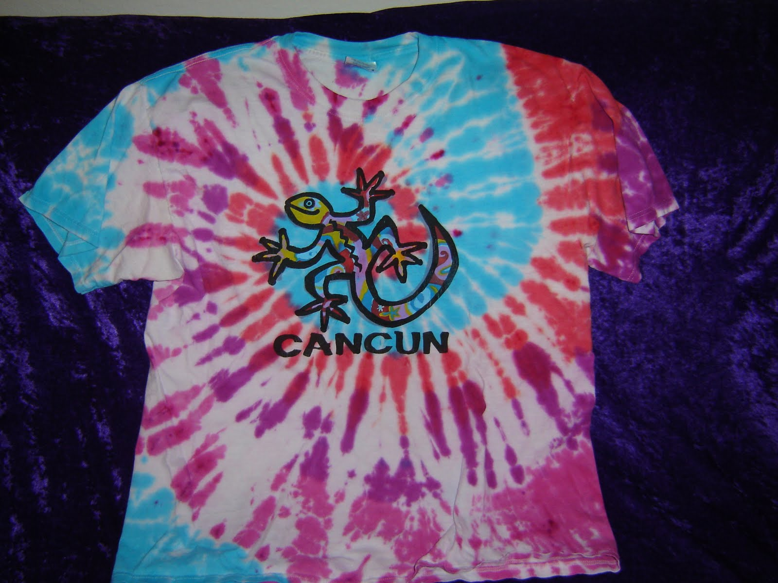 wine and cheese tie dye designs