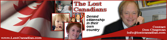 Lost Canadians