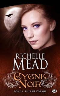 [Mead, Richelle] Cygne noir - Tome 1: Fille de l'orage Livre14