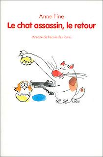 [Fine, Anne] Le chat assassin, le retour LIVRE2