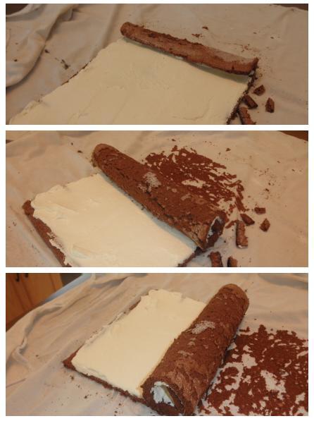 How To Make Ur Own Ice Cream Cake
