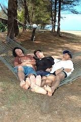 南沙群岛上