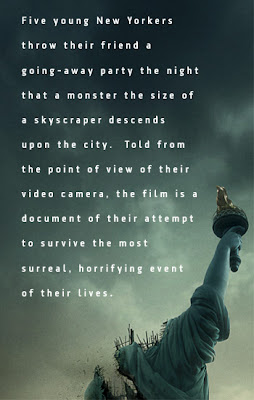 1-18-08 Project Cloverfield - Warning! Spoilers: November 2007
