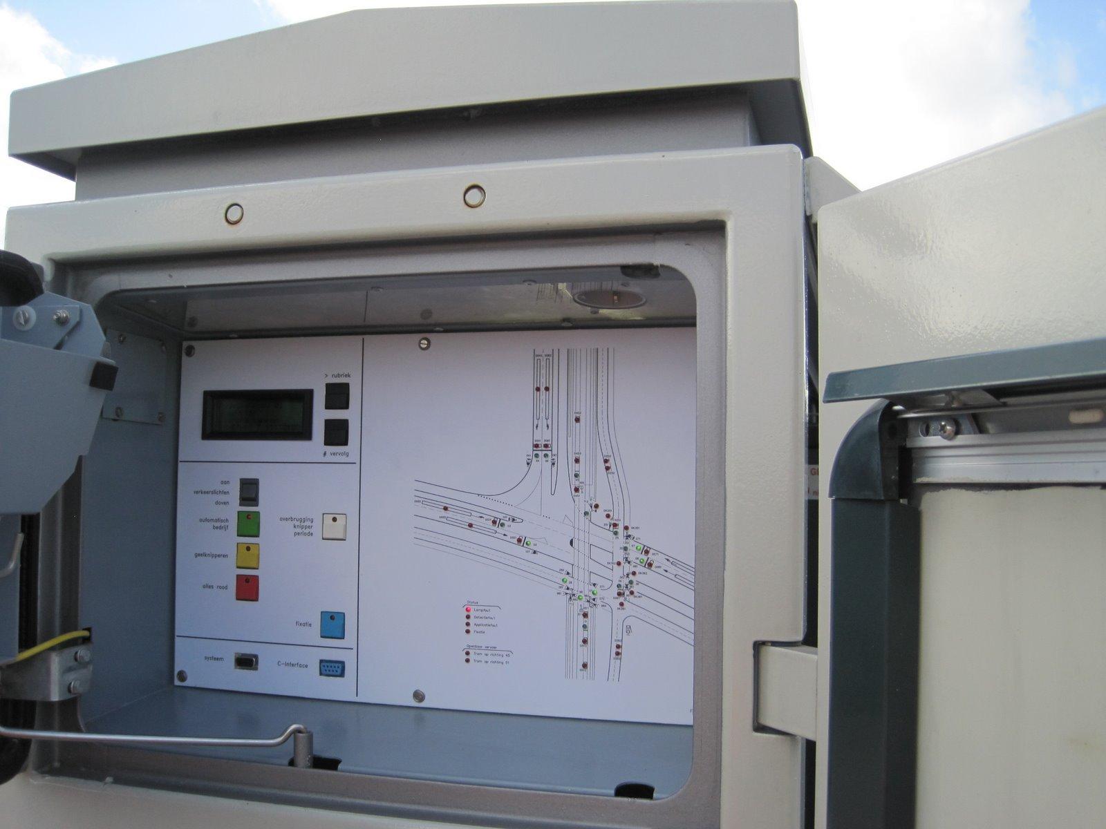 rEvolving Transportation: Traffic Signal Controller Cabinet for ...