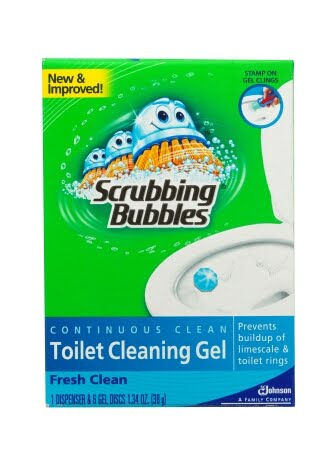 Clean Toilet Bowl Without Scrubbing