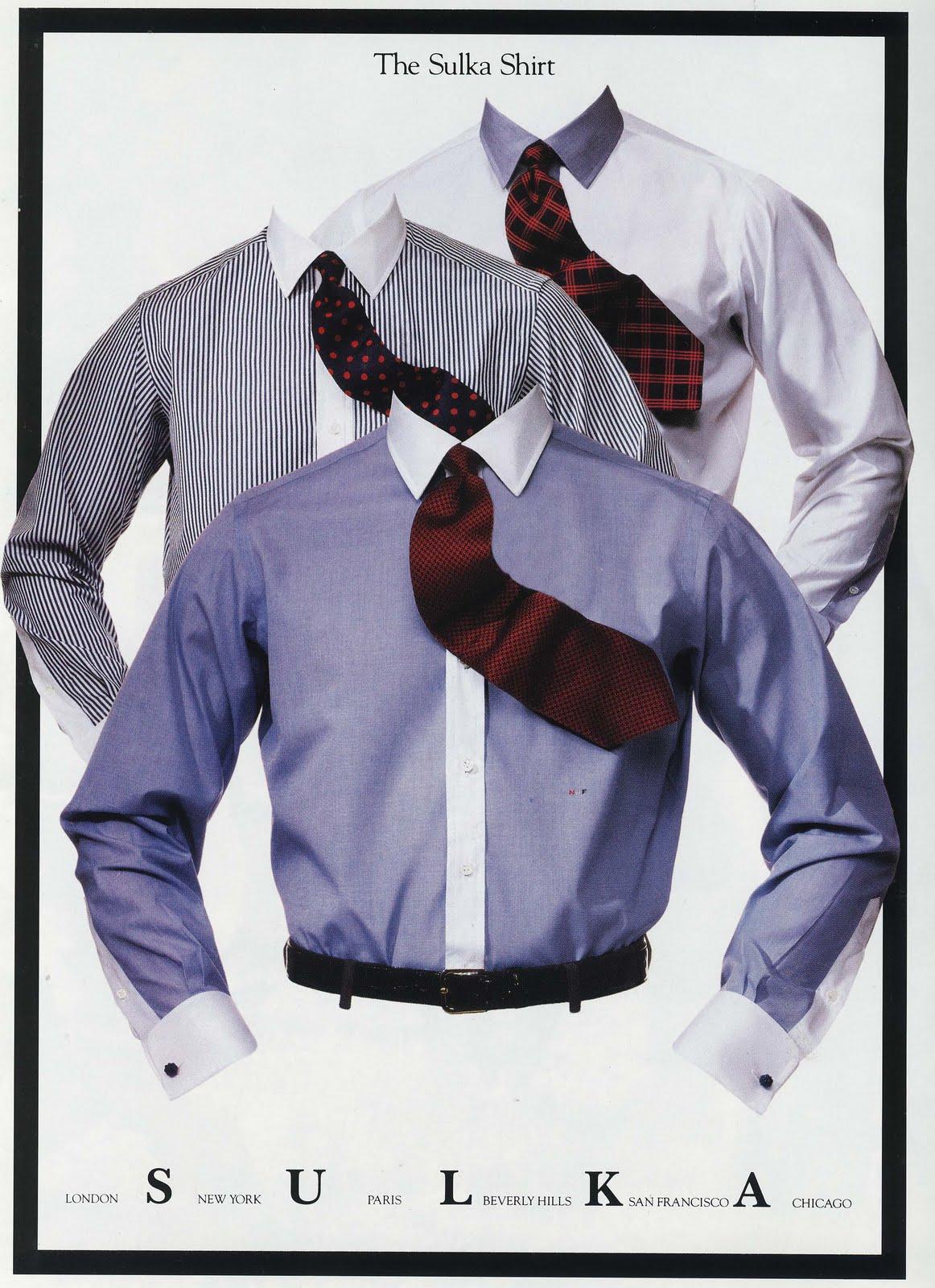 The Trad Shirt Monogram Law