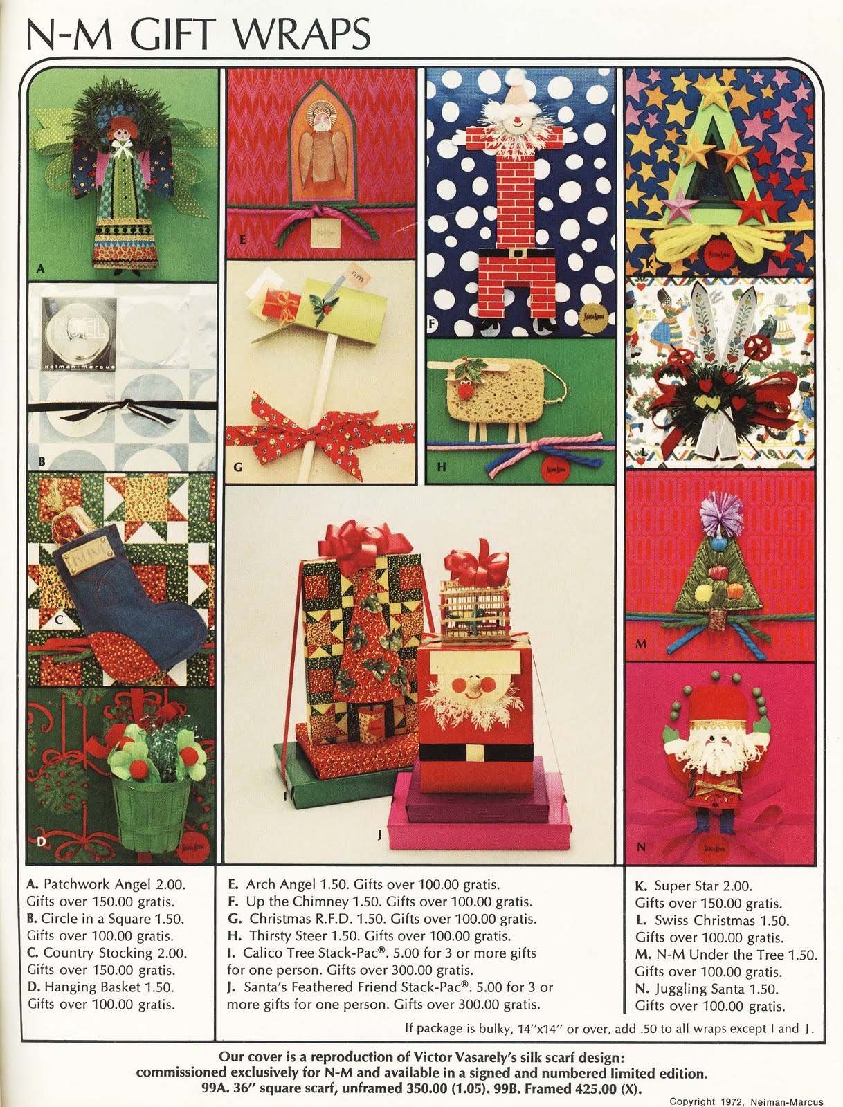 The Trad: A 1972 Christmas - From Neiman Marcus