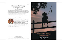 Memoirs for Young Entrepreneurs