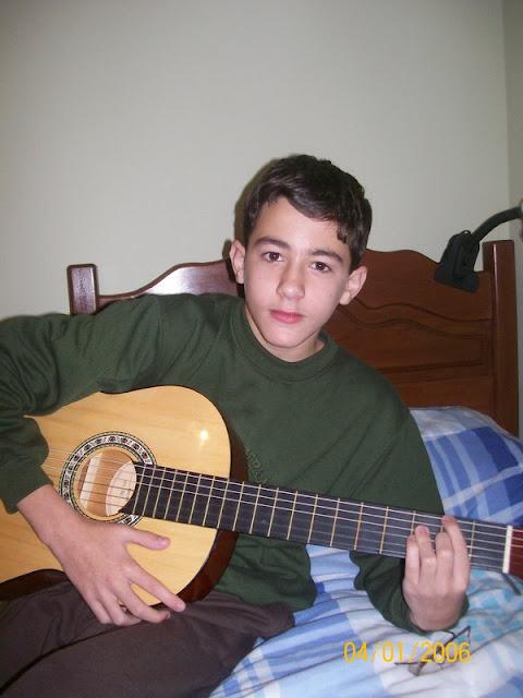 Meu aluno Pedro Henrique
