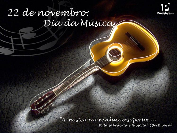 Dia da música!