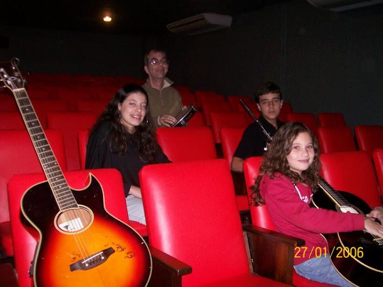 Foto para divulgazão da 1ºMostra de Talentos!