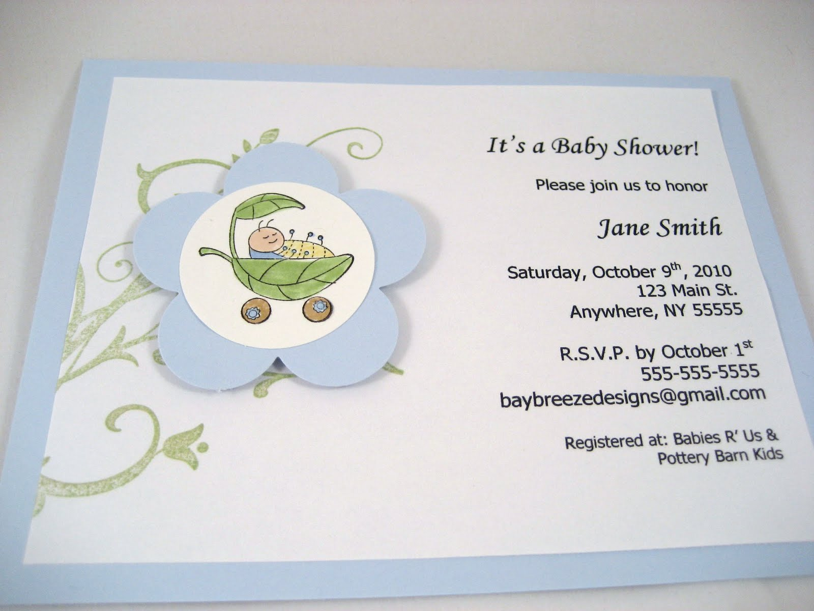 baby shower card sayings quotes