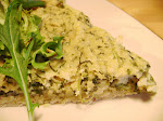 Arugula Tart