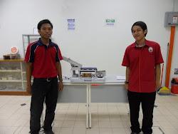 Rosidi & Izham, 4 Wa