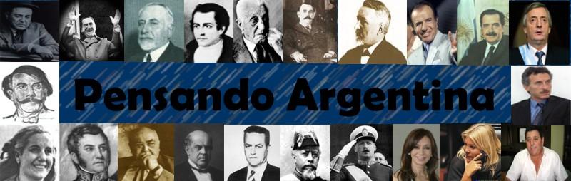 Pensando Argentina
