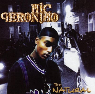 Mic Geronimo - The Natural (1995)