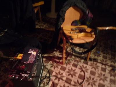 guitare  Noël Akchoté et Jean Michel Espitallier, société de curiosités / websynradio