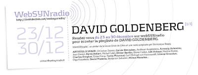 dgoldenberg3 websynradio fr600 Troisième relais de David Goldenberg sur websynradio