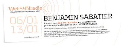 b sabatier websynradio fr600 Benjamin Sabatier démarre bien lannée 2011 sur websynradio