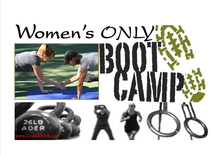 Women's Only Boot Camp