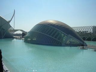 ciudad de las ciencias, Valencia