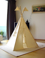 Indoor Play Tents
