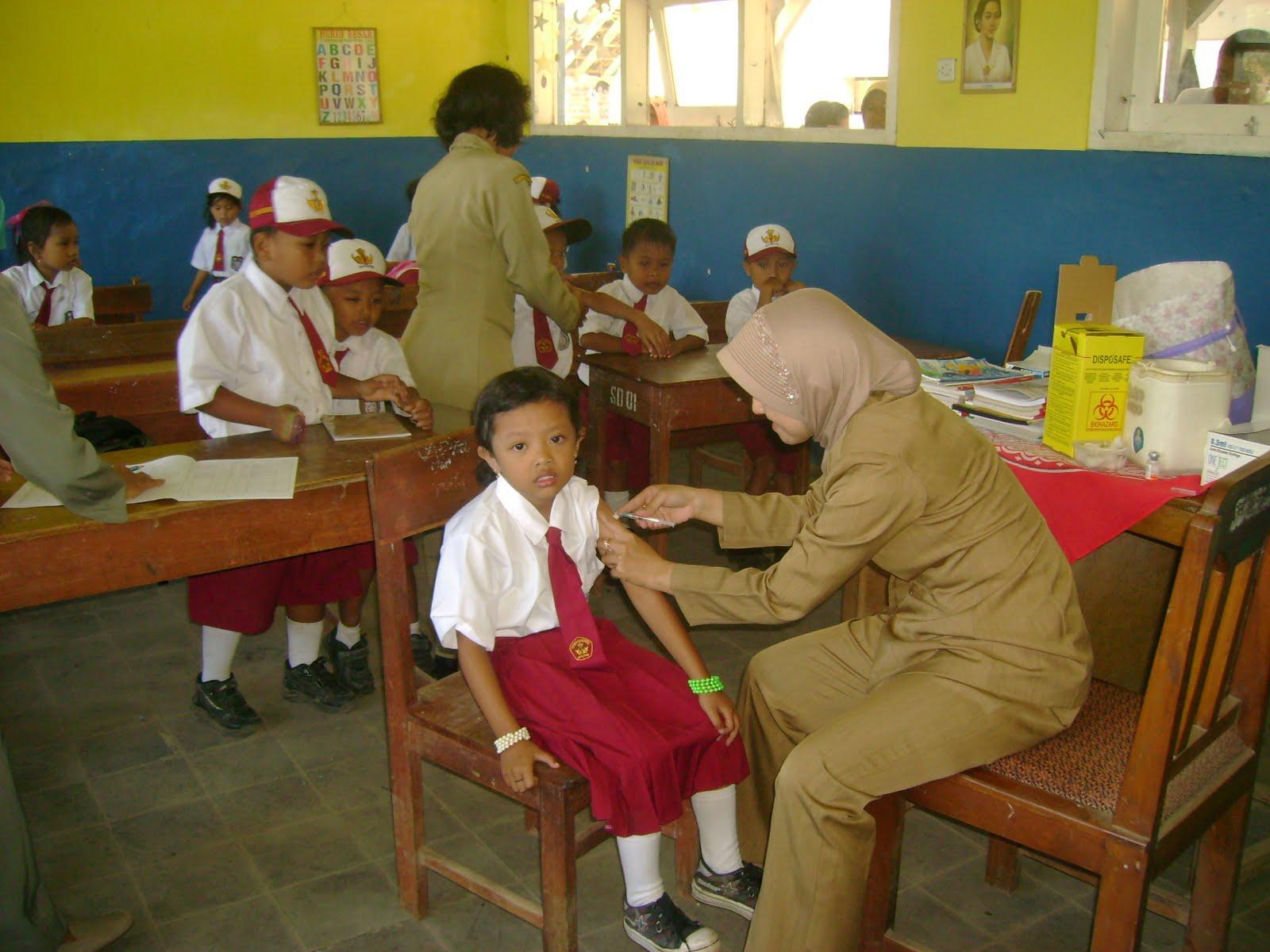 KKN - Tematik 2010 Universitas Brawijaya Malang Praktek Mengajar di