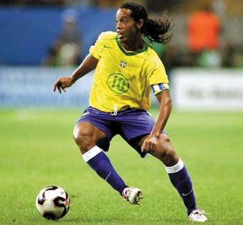 Ronaldinho Brazil national