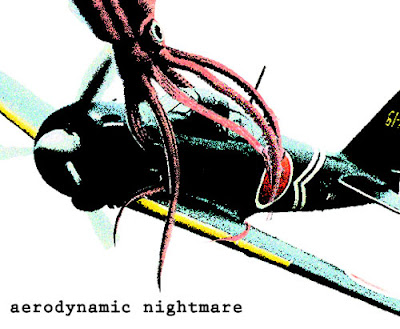 aerodynamic nightmare album art