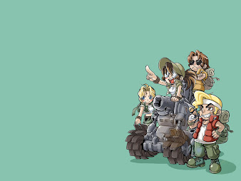 #9 Metal Slug Wallpaper