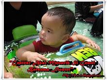 """""""Contest Aksi Menarik Si Comel bersama Floater """" sempena 1st Birthday HNI"""