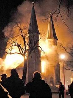 La Iglesia que más ilumina....