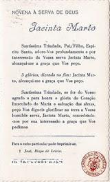 BEATA JACINTA MARTO