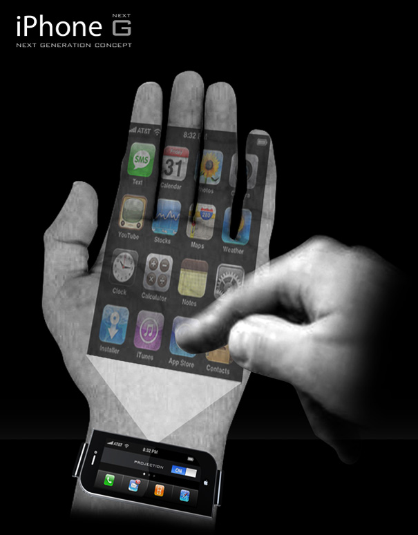 The future iPhone is here or