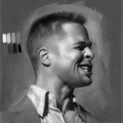 brad pitt hair loss. rad pitt hair. rad pitt hair art; rad pitt hair art. diond730